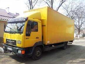 грузоперевозки по Украине 5 тонн